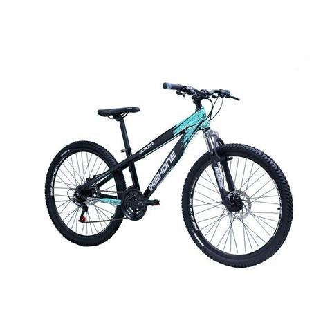 Imagem de Bicicleta Aro 26 Freeride High One Joker 24 Marchas Freio Hidráulico