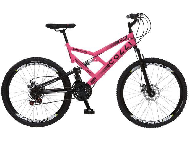 Imagem de Bicicleta Aro 26 Mountain Bike Colli GPS