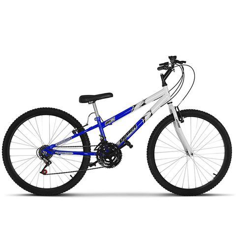 Imagem de Bicicleta Aro 26 Rebaixada Bicolor Aço Carbono Ultra Bikes