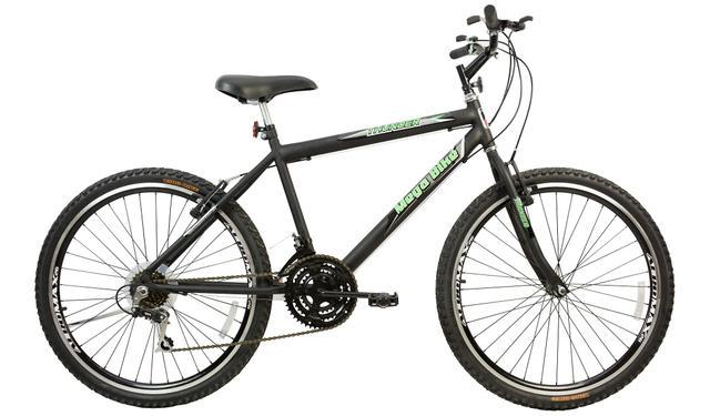 Imagem de Bicicleta Aro 26 Thunder 21 M Sport Gold Preto