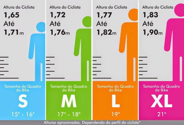 Imagem de Bicicleta Aro 29 Alfameq ATX 21v Freio a Disco