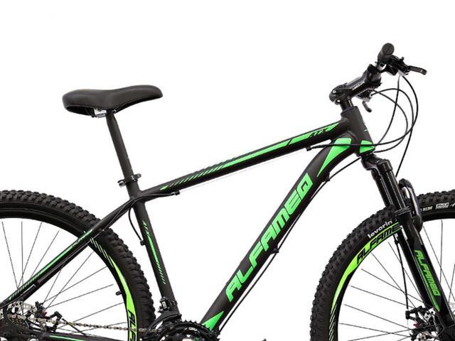 Imagem de Bicicleta Aro 29 Alfameq ATX Altus 24v Hidráulico