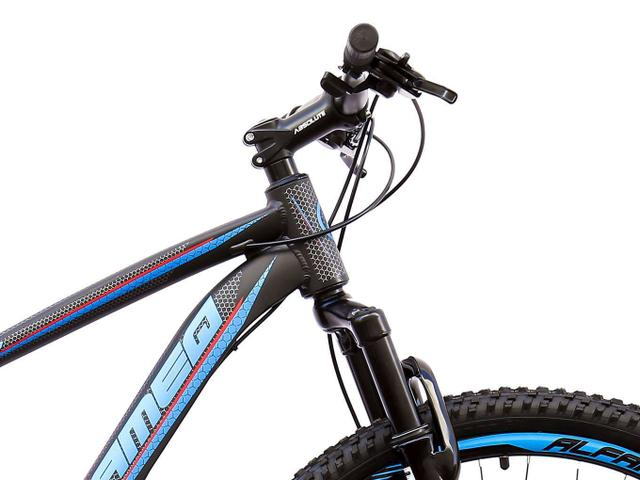 Imagem de Bicicleta Aro 29 Alfameq Tirreno 24v Hidráulico