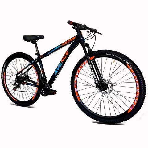 Imagem de Bicicleta Aro 29 Avance Force Alumínio 21v Câmbio Shimano