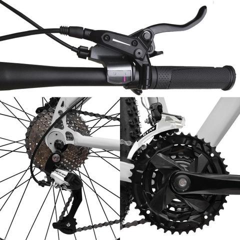 Imagem de Bicicleta Aro 29 Dropp Alumínio 27 Marchas Suspensão 80mm Freio Hidráulico