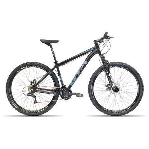 Imagem de Bicicleta Aro 29 GTA NX11 21V Cambios Shimano Preto com Grafite 17