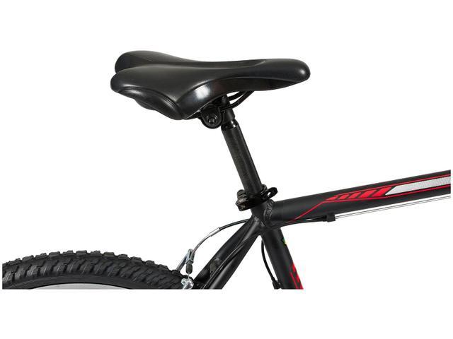 5cdd9f04d Bicicleta Caloi Aluminum Sport A26 Aro 26 - 21 Marchas Suspensão ...