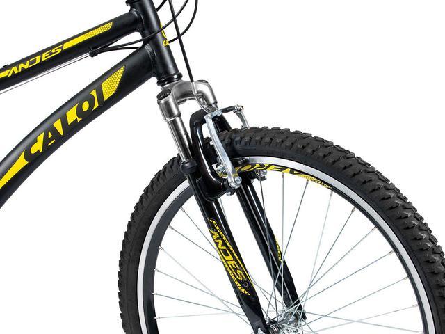 Imagem de Bicicleta Caloi Andes Aro 26 21 Marchas