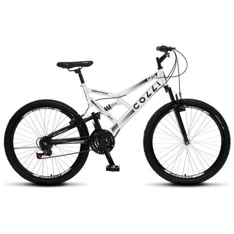 Imagem de Bicicleta Colli Bike GPS Aro 26 - Branca
