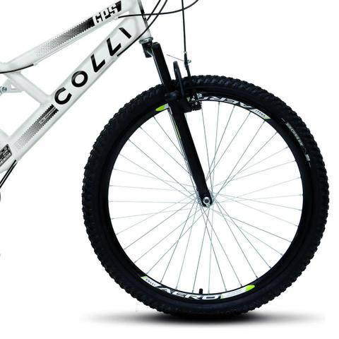Imagem de Bicicleta Colli Fulls GPS Aro 26 Dupla Susp. 36 Raios 21 Marchas - 148.05D