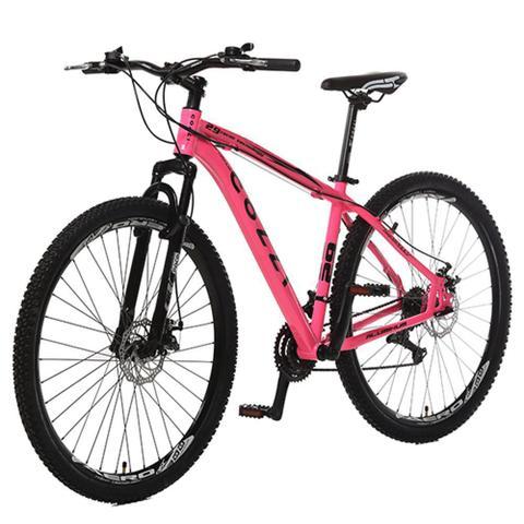 Imagem de Bicicleta Colli Quadro em Alumínio Aro 29 Freio a Disco Shimano 21 Marchas