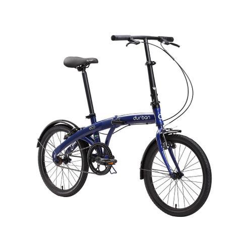 Imagem de Bicicleta dobrável azul - ECO