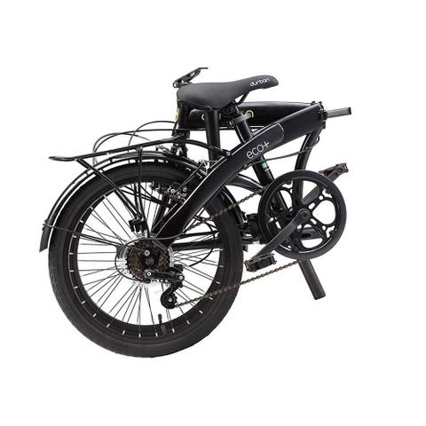Imagem de Bicicleta Dobrável Durban Aro 20 6 Vel. Shimano Eco+ Preto