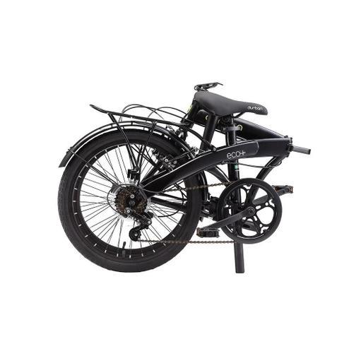 """Imagem de Bicicleta dobrável Durban aro 20"""" de 6 velocidades Shimano e quadro de aço Eco+"""