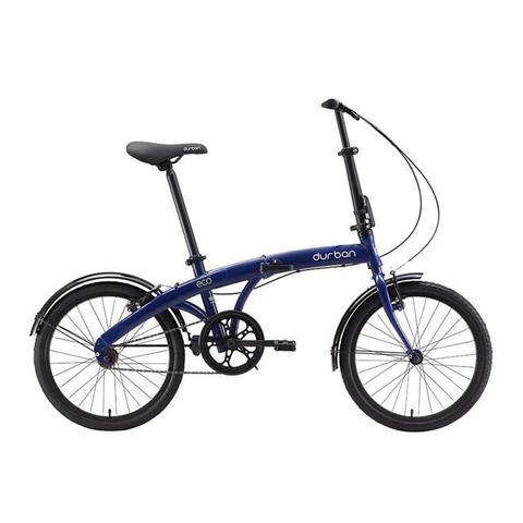 Imagem de Bicicleta Dobrável Eco Aro 20 Azul Durban