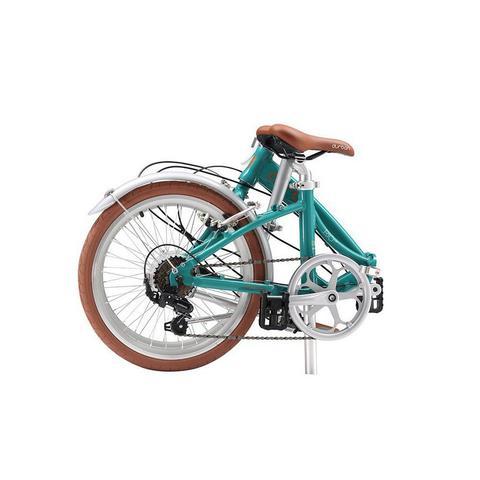 Imagem de Bicicleta Durban Dobrável Rio Turquesa