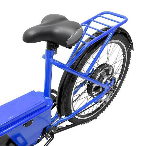 Imagem de Bicicleta Elétrica Machine Motors Basic 800W 48V Azul
