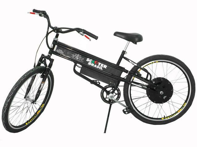 Imagem de Bicicleta Elétrica Scooter Brasil MTBCPTF Aro 26