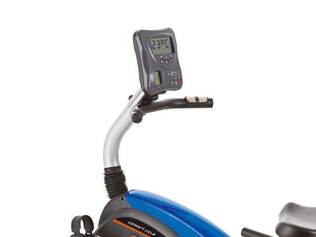 Imagem de Bicicleta Eletromagnética Horizontal Target TH100