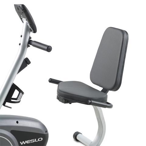 Imagem de Bicicleta Ergometrica Horizontal Ct 3.4 - Weslo