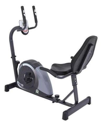 Imagem de Bicicleta Ergométrica Horizontal Dream Magnética Mag 5000h