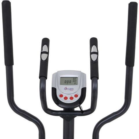 Imagem de Bicicleta Ergométrica horizontal + Elíptico Mag 5000D Dream