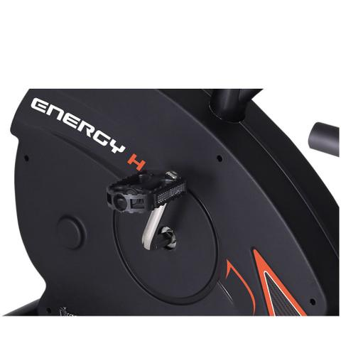 Imagem de Bicicleta Ergométrica Horizontal Energy H Dream Fitness