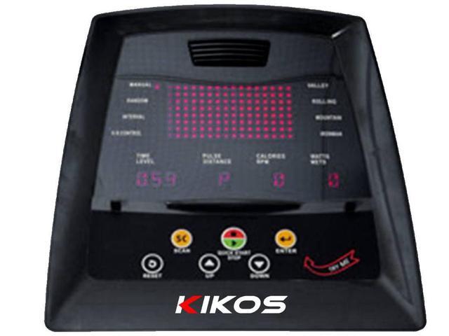 Imagem de Bicicleta Ergométrica Horizontal Kikos KR 13.6