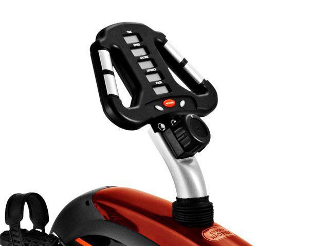 Imagem de Bicicleta Ergométrica Horizontal Magnética Target