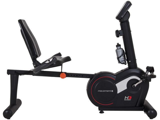 Imagem de Bicicleta Ergométrica Horizontal Movement H3
