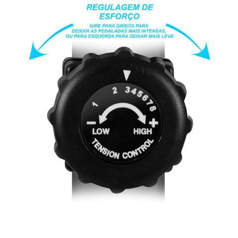 Imagem de Bicicleta Ergométrica Horizontal PodiumFit H90 - Magnética - 8cargas