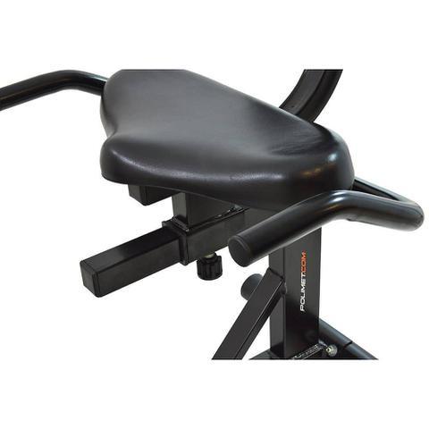 Imagem de Bicicleta Ergométrica Horizontal Polimet BH-3800