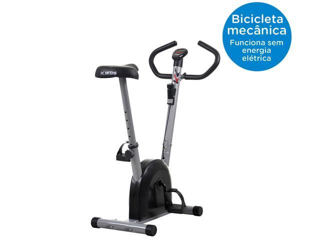 Imagem de Bicicleta Ergométrica Kikos HC3015 6 Níveis de Esforço Regulagem de Altura