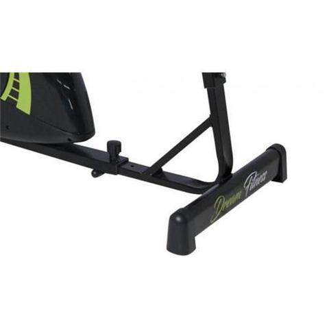 Imagem de Bicicleta ergométrica magnética horizontal concept h - Dream - Preta