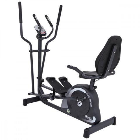 Imagem de Bicicleta Ergométrica Magnética Horizontal e Vertical Dream Mag 5000 D