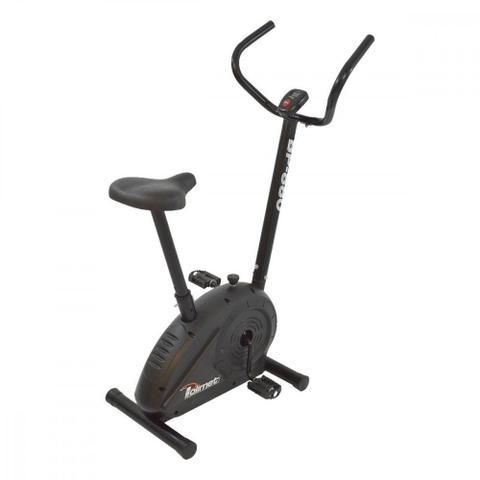 Imagem de Bicicleta Ergométrica Mecânica Vertical Polimet BP-880