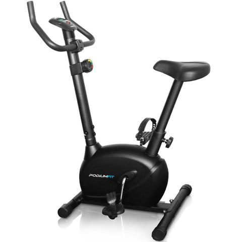 Imagem de Bicicleta Ergométrica Podiumfit V100 Magnética 8 Cargas