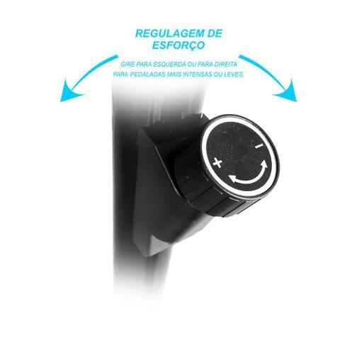 Imagem de Bicicleta Ergométrica Podiumfit V50 Silenciosa Control Carga