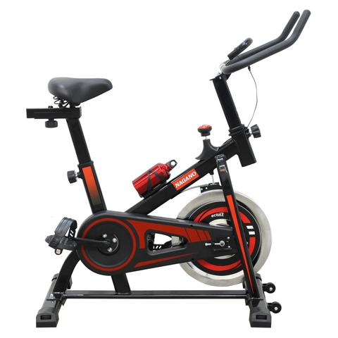 Imagem de Bicicleta Ergométrica Spinning 6kg com Monitor