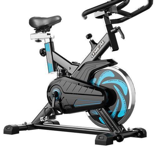 Imagem de Bicicleta ergometrica spinning preta 120kg oneal tp1000