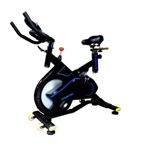 Imagem de Bicicleta Ergometrica Spinning Preta 120kg Oneal Tp1700