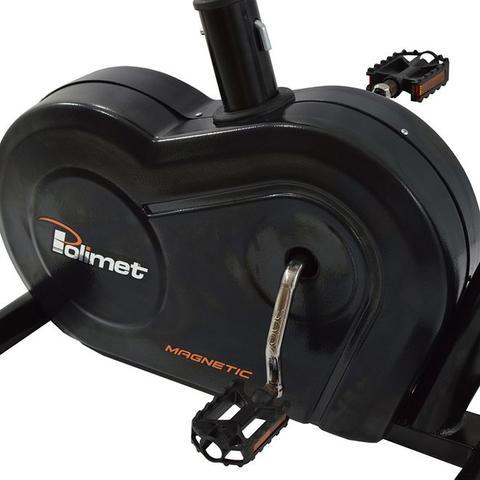 Imagem de Bicicleta Ergométrica Spinning Preta Bp-3300 0160 Polimet