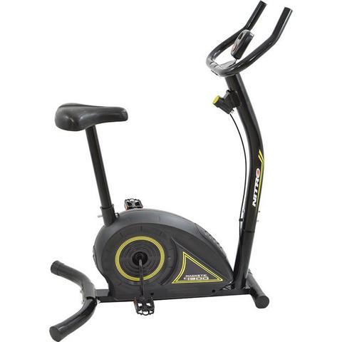 Imagem de Bicicleta Ergométrica Tração Magnético Polimet Nitro 4300 Até 100Kg