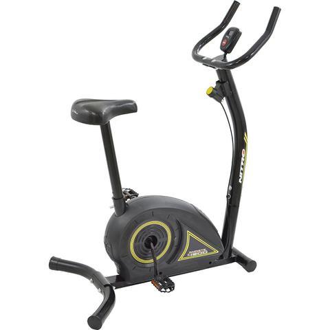 Imagem de Bicicleta Ergométrica Vertical Magnética Nitro 4300 Polimet
