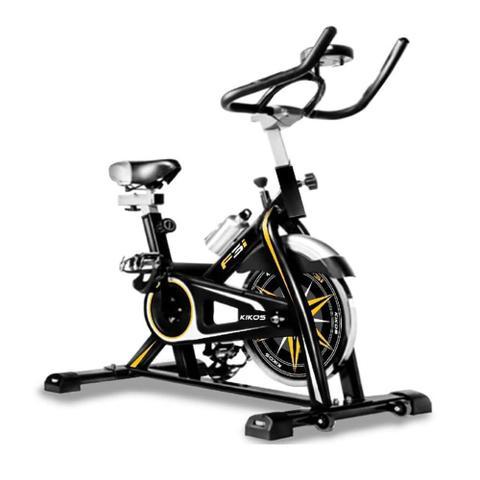 Imagem de Bicicleta Ergométrica Vertical Spinning Kikos BF3I até 100Kg