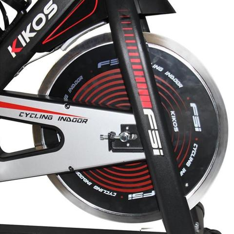 Imagem de Bicicleta Ergométrica Vertical Spinning Kikos BF5I até 120Kg