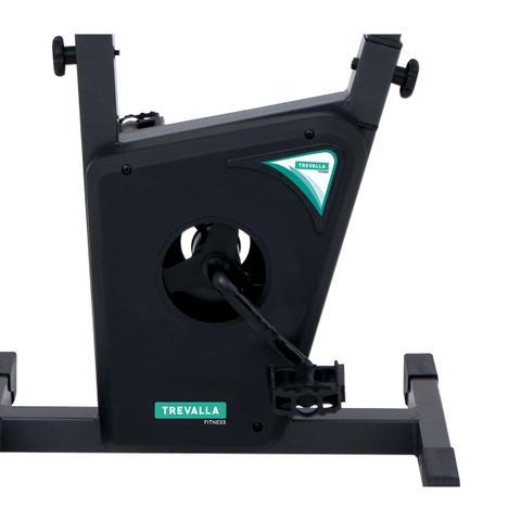 Imagem de Bicicleta Ergométrica Vertical Trevalla TF450 Com 3 Regulagens