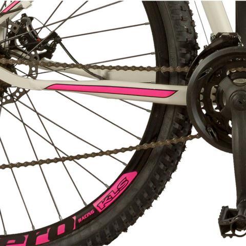 Imagem de Bicicleta Feminina Aro 29 MTB Aluminio Freio a Disco Tamanho 15