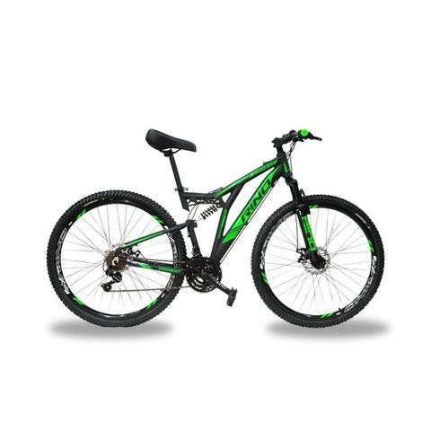 Imagem de Bicicleta Full Everest 29 Freio a Disco - Cambios Shimano 24v