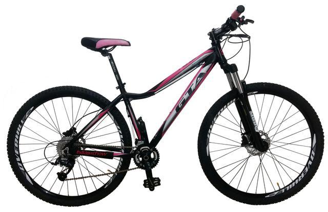 Imagem de Bicicleta GTA NX9 aro 29 - 20v X-Time - Freio Hidráulico